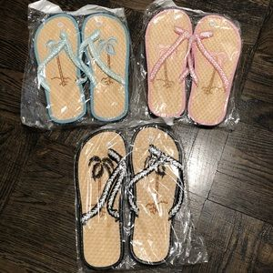 Shoes - FINAL PRICE‼️ Flip Flop / Slippers BUNDLE OF 3